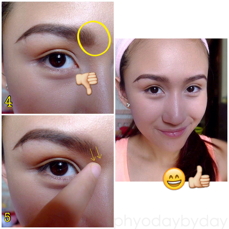 How To Shapedraw Eyebrows Phyodaybyday